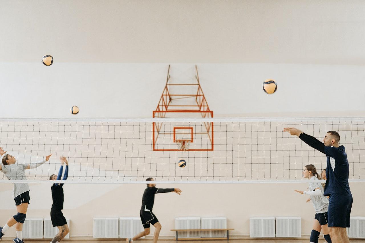 Beginnend volleyballer: en nu?